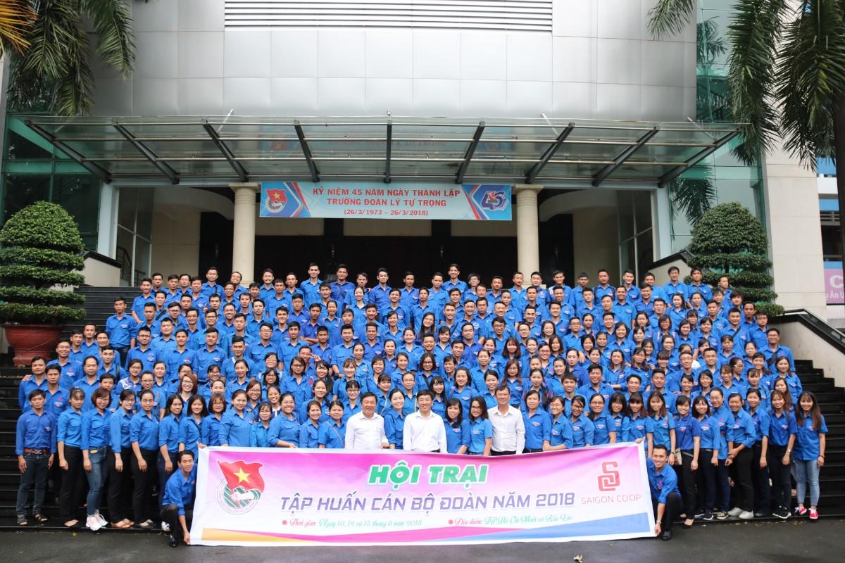 Hà Nội tổ chức Hội trại tập huấn Cán bộ Đoàn năm 2018