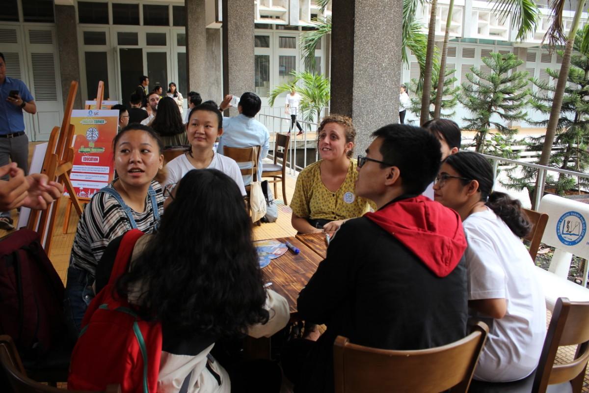 Ngày hội Sinh viên với ngoại ngữ 2019 - English Camp 2019